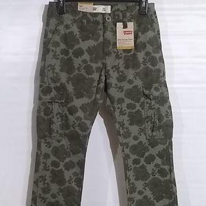 Levi's Slim Cargo Pant Size 14 (27x27) NWT